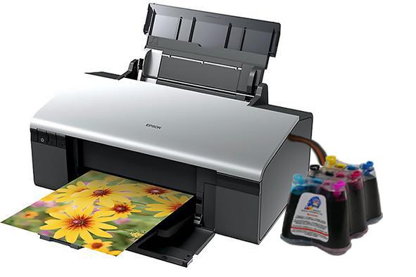Ciss Ink System For Inkjet Printers And Ciss Cartridge